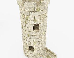 3D print model Dice Tower II