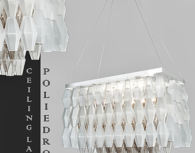 3D POLIEDRO CEILING LAMP