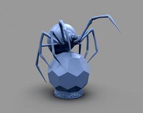 3D print model Spider statue