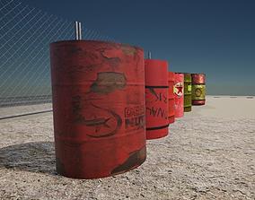 barrels full collection 3D printable model