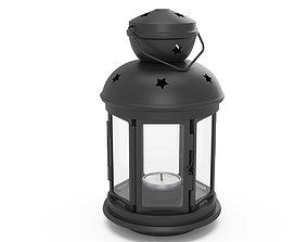 3D Rothera Lantern