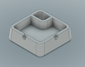 3D print model Ashtray smoking