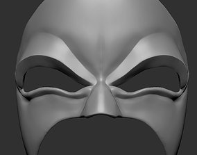 Emet-Selch Mask from Final Fantasy 3D printable model 2