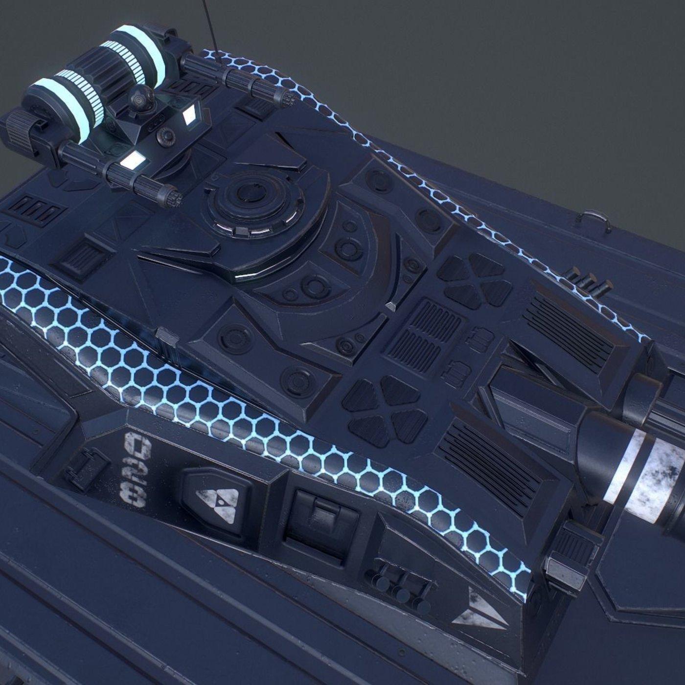 Sci-Fi Tank