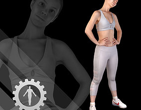 Female Scan - Olga 94 3D model