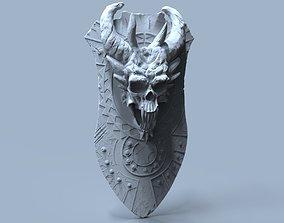 3D print model Demon Shield