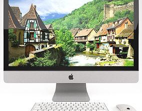 3D Apple iMAC 27