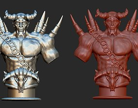 bust Demon 3D printable model