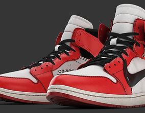 3D Jordan Off-White NIKE
