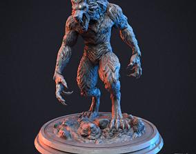 3D printable model Werewolf printable