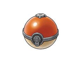 3D printable model Pokemon Legends - Pokeball