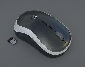 Computer Mouse 3D asset