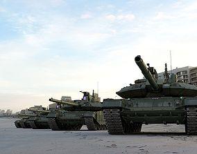 3D model T-90 M