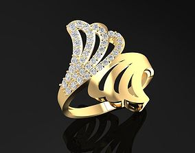 3D print model 1481 Diamond Ring
