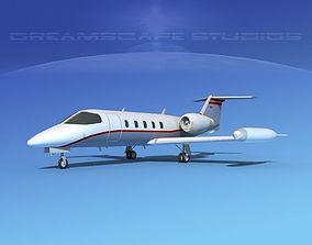 3D Gates Learjet 35 V05