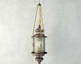 Cypress Lantern 3D model