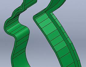 3D printable model Little Rabit Ester Cookie cutter