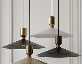 Ring Pendant by ASAF WEINBROOM 3D model