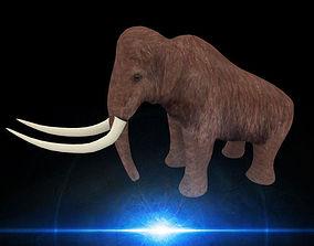 Mammoth 3D asset