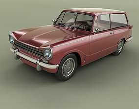 3D Triumph Herald 13 60 Estate