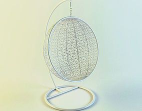 3D model realtime hanging chair