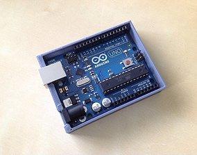 Arduino Uno Bumper 3D printable model