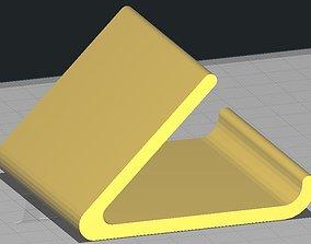 phone 3D print model Universal Phone Holder