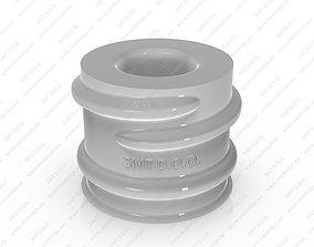 3D Neck of PET Preform - SP - 400 - 18 - L - BF