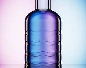 3D Perfume Bottle b3d