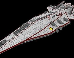 3D firstfleet Phalanx - Battle Cruiser