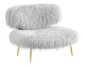 3D model Woolly Bella Chair by Videre Licet