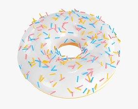 Donut 03 3D PBR