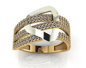 ring stone 120 3D print model