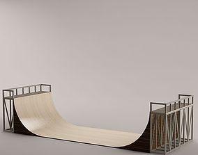 3D skate ramp 02