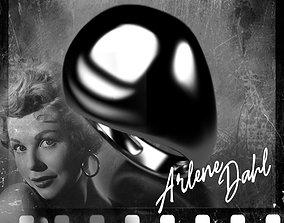 Noir stars Arlene Dahl 3D print model