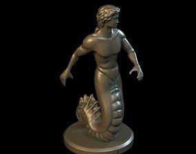 3D printable model Scylla siren