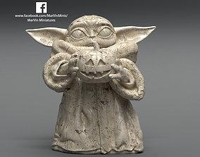 The Child - Halloween Edition 3D printable model