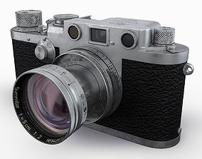 3D model Leica III