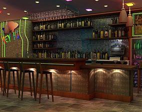 Bar - 01 3D