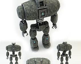 war robot 1 3D asset
