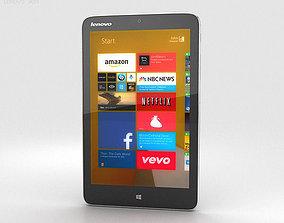 Lenovo Miix 2 Tablet 3D model