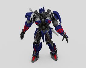 3D model Optimus Prime v1