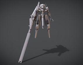 RX-124 Gundam TR-6 3D printable model