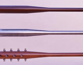 3D asset Baseball Bats