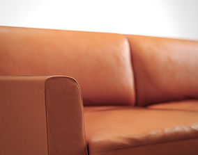 ODESSA sofa by Andreas Weber 3D model