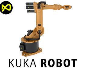 Kuka Robotics KR 16-3 Arm 3D model