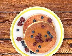 3D asset Pancake