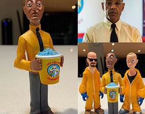 Gustavo Fring Breaking Bad 3D print model