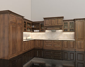 Classic kitchen 7 3D