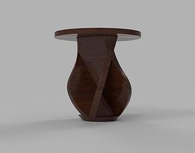 3D model furnitureset-challenge Design Table